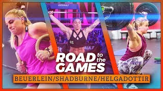 Road to the Games Ep. 18.03: Tennil, Bethany, Thuri