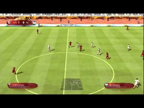 FIFA Digital World Cup 2014 Qualification: Afghanistan - Palestine