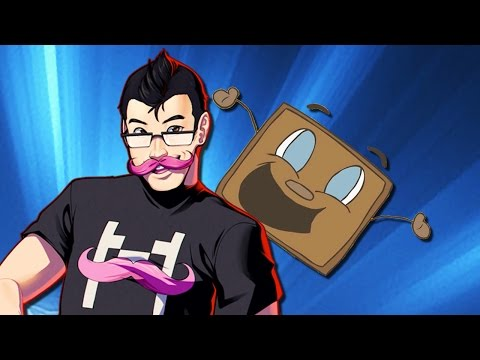 Markiplier... My Name is... Mark | AWESOME FAN GAME!!