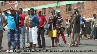 Vumani Mkhize Talks To Sky World News About The Xenophobic Violence In South Africa