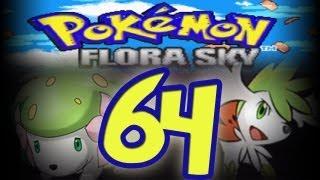 Let's Play (Together) Pokemon Flora Sky Part 64 - Die Failroute