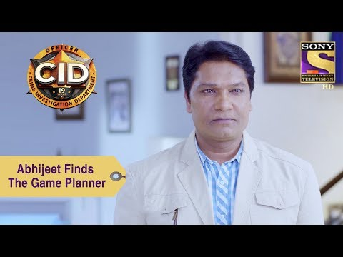 Your Favorite Character | Abhijeet Finds The Planner | CID thumbnail