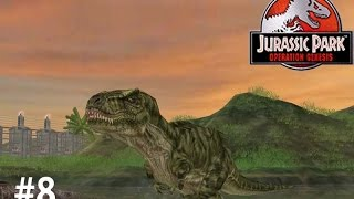 Jurassic park Operation Genesis (Gameplay) #8 - Jurassic Classic