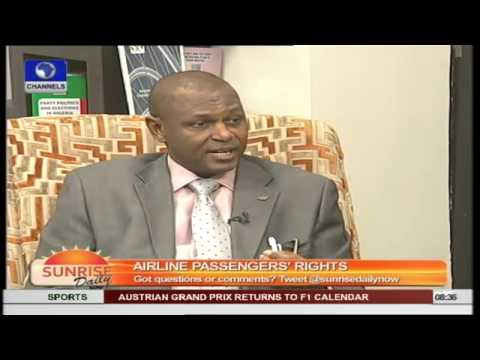 Nigerian Airlines To Refund Passengers Two Hours After Flight Delays PT 1