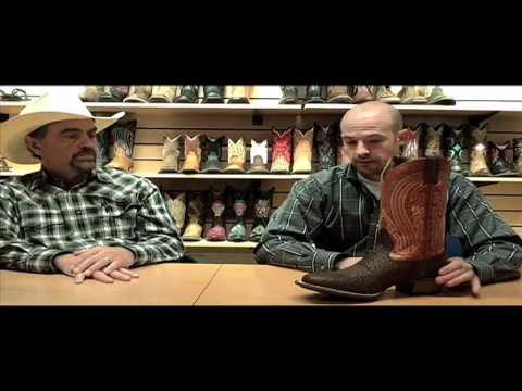 How Cowboy Boots Fit | Ariat and F.M. Light & Sons
