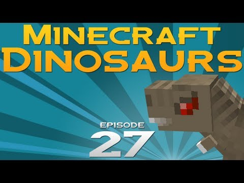 Watch Minecraft Dinosaurs! - Episode 27 - It's a Disaster