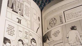 Death Note Throwback Comic Review - Viz Media