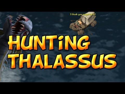 RuneScape Comp Cape – Hunting Thalassus