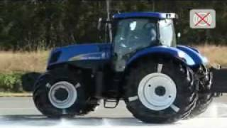New Holland T7000 ABS SuperSteer