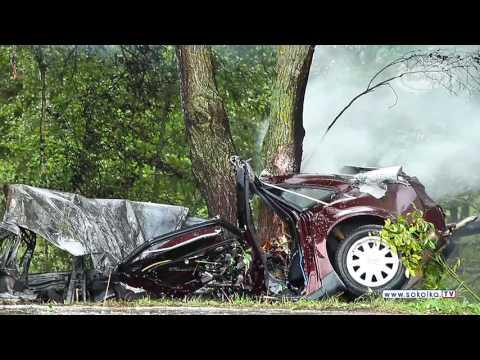 NA SYGNALE: Tragiczny Wypadek Pod Malawiczami