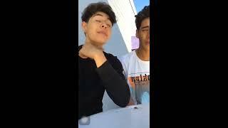 Mikey Jimenez Instagram Live (07.22.17) ABC Boy Band