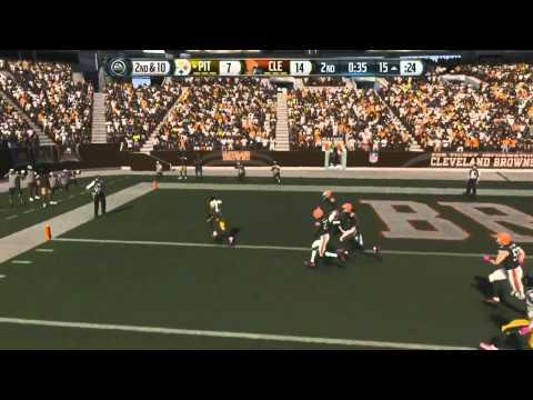 Football-nfl-madden 15 :: Overtime Thriller  :: Franchise Mode Season 1 Week 6 video