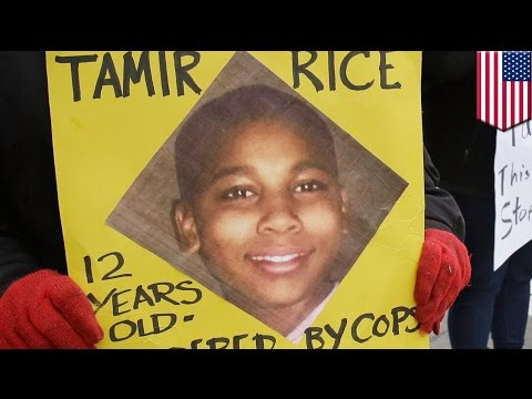 Tamir Rice Shooting: Video Shows Cops Prevented Sister From Helping Him video