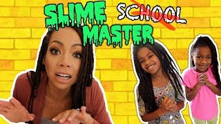 Slime Master Balloon Popping Secret Clues !?!  New Toy Master