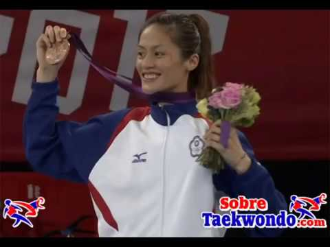 Taekwondo medalists at the 2012 London Olympic Games
