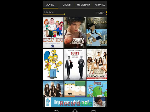 Showbox app for Android - Watch Movies/Tv shows 2014 Install Guide