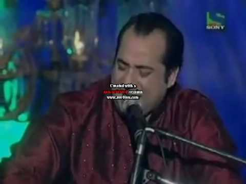 Tere Bin Nehi By Rahat Fateh Ali Khan. video