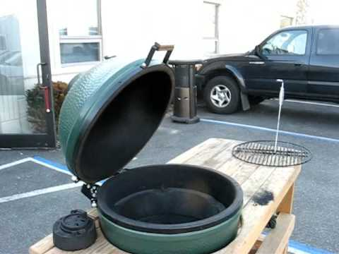 Big Green Egg Ribs