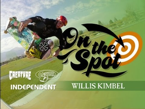 On the Spot with willis Kimbel