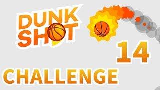 download lagu Dunk Shot - Challenge 14  Android Gameplay gratis