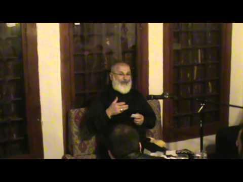 Saatçi Ali Efendi Konağı Mesnevi Sohbeti - 4 Mart 2014