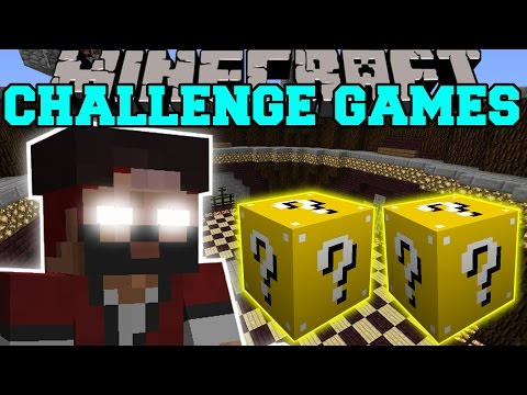 Minecraft: Pirate Captain Challenge Games - Lucky Block Mod - Modded Mini-game video