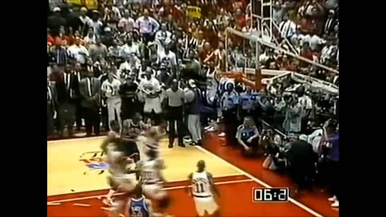 1994 Nba Finals Game 7 1994 Nba Finals New York vs