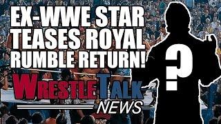 Brock Lesnar SUSPENDED! Ex-WWE Star Teases Royal Rumble RETURN! | WrestleTalk News Jan. 2017