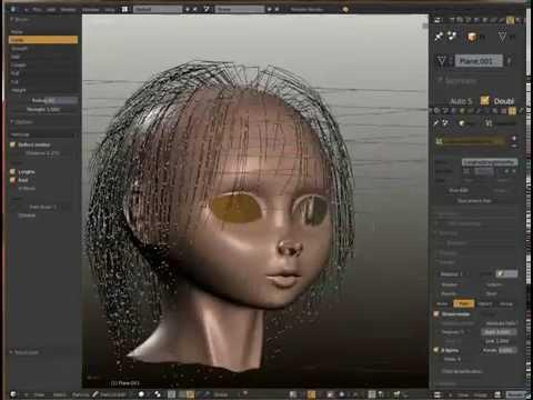 Программа 3D Голова