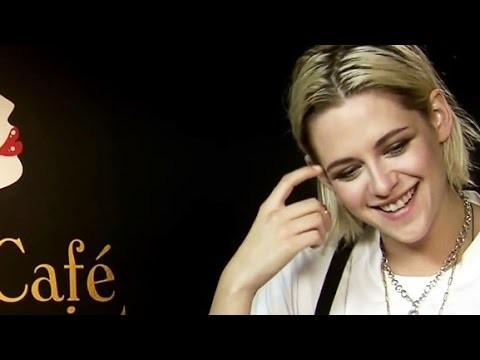 Cute and funny moments with Kristen Stewart! (PART 51)