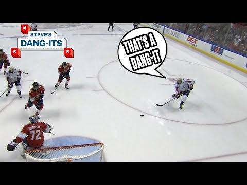 NHL Worst Plays Of The Week You Might Want To Cover OVECHKIN!  Steve39s Dang-Its