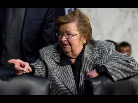 Congressional Hits and Misses: Best of Barbara Mikulski