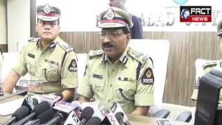 A special team of Cyber Crime PS DD Hyderabad apprehended a Delhi based notorious criminal gang