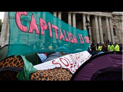 St. Paul's wegen Finanzmarktprotesten geschlossen