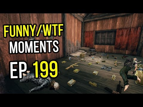 PUBG: Funny & WTF Moments Ep. 199