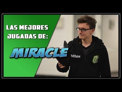 Las mejores jugadas de: Miracle - Dota 2