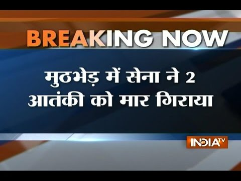 2 Terrorists Killed in Kupwara Encounter in Jammu and Kashmir
