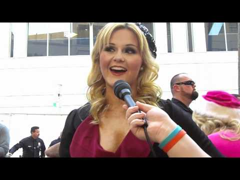 Ashlee Keating: 80th Annual Hollywood Christmas Parade Interview