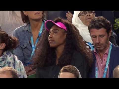 Sister act: Serena challenges Venus... to challenge - Australian Open 2015