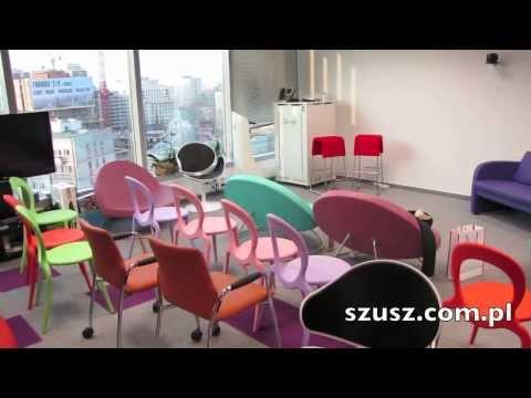 Jak Wygląda Biuro Google W Warszawie