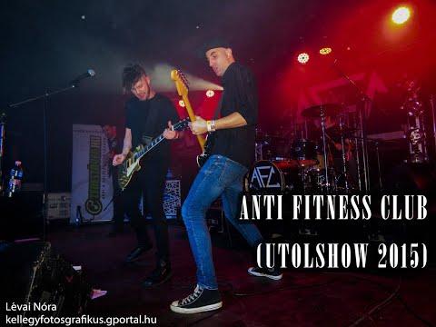 Anti Fitness Club - Viszlát