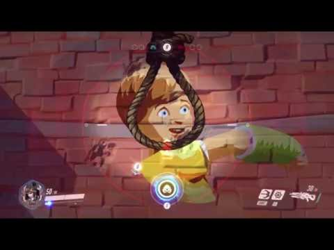 Overwatch Spray Easter Eggs