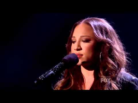 X Factor USA - Melanie Amaro - I Have Nothing - Live Show 1.mp4
