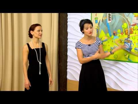 Рубрика Гость в студии: Ксения Пархатская и Татьяна Гуревич