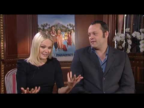 MovieZine Intervju Malin Åkerman, Vince Vaughn