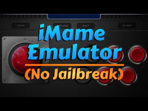 Install Mame Emulator & Roms (NO Jailbreak) on iPhone. iPod Touch. iPad W/ Gridlee