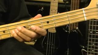 MGMT ELECTRIC FEEL Bass Guitar Lesson Tutorial How To Play Cover TABS