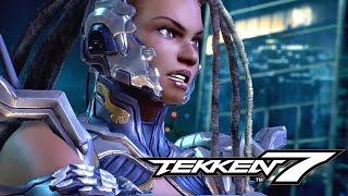Tekken 7 - Raven Reveal Trailer