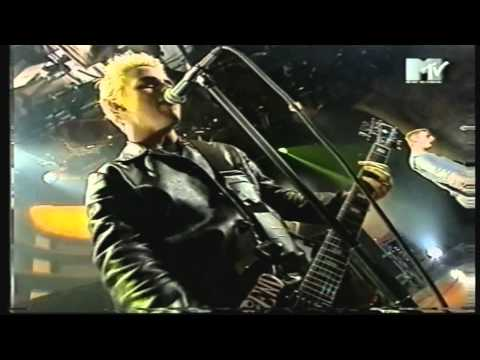 Green Day - Brain Stew/Jaded Live MTV's Hanging Out 1996 [Part 3/3]