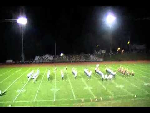 2010 Field Show at Boyertown